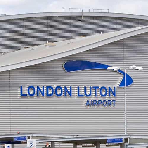 Car hire in London Luton Airport