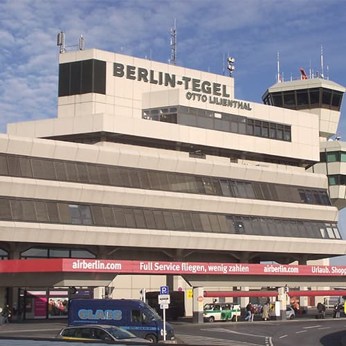 Car Hire in Berlin Tegel Airport
